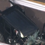 名阪国道亀山、ガードレールが車を貫通事故画像あり。被害者顔画像?