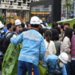 新橋駅 女子高生倒れる!過呼吸が連鎖した訳は?アクセス数 急増は?