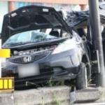 岡山中2 安部心晴さん無免許運転で死亡!事故現場特定!出身中学校は?