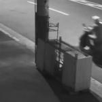 樋田容疑者に似た男バイク死亡事故!衝突したバス停を特定!