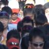 熊本城マラソン大成功!なんと復興願い1万3千人が参加!
