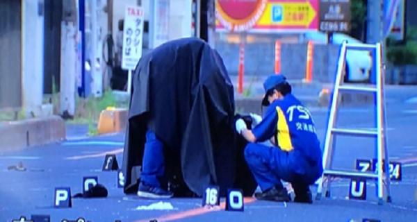 埼玉・越谷ひき逃げ死亡事件 犯人服部豊幸逮捕!事故現場特定!