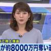 赤坂8000万強奪犯人は?逃走画像が笑える!自作自演の声がやばい!