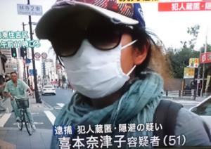 喜本奈津子インスタ