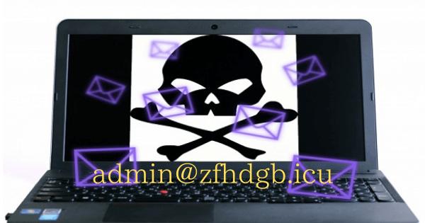 admin@zfhdgb.icuは偽装メール!Amazonアカウント凍結!